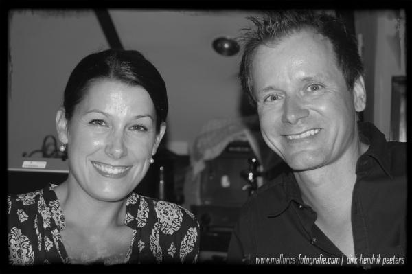 Simone & Jürgen Lanker | Restaurante Del Mar - Cala Ratjada