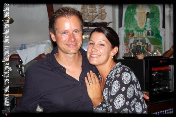 Jürgen & Simone Lanker | Restaurante Del Mar - Cala Ratjada