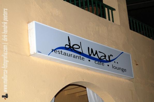 Restaurante Del Mar | Cala Ratjada