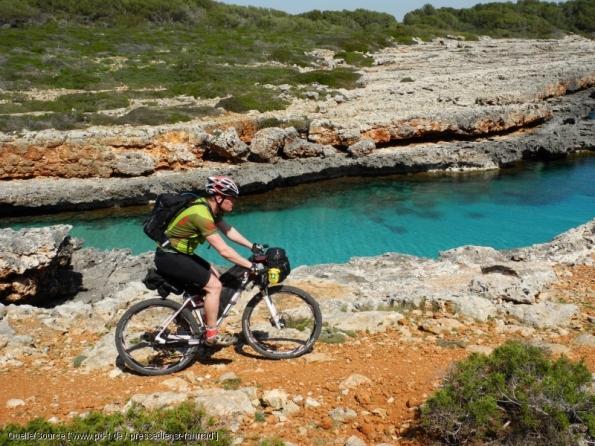 Baller, Mann! Mallorca-Umrundung im Abenteuer-Modus