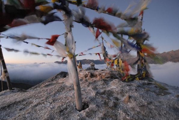 "Dzongri, ""Dawn"" - Kirsten Leedham © 2013"